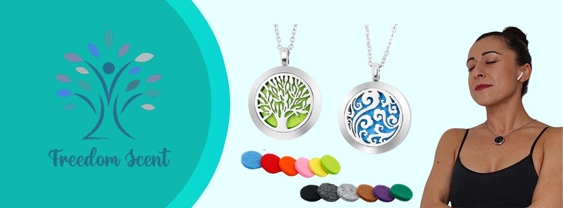 freedom scent lockets